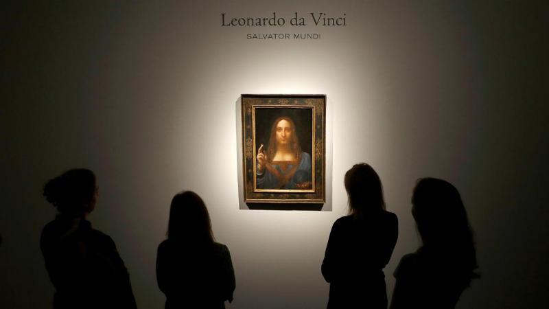 Salvador Mundi, de Leonardo Da Vinci