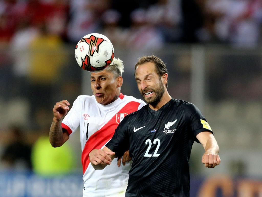 Peru-Nova Zelândia ( Reuters )