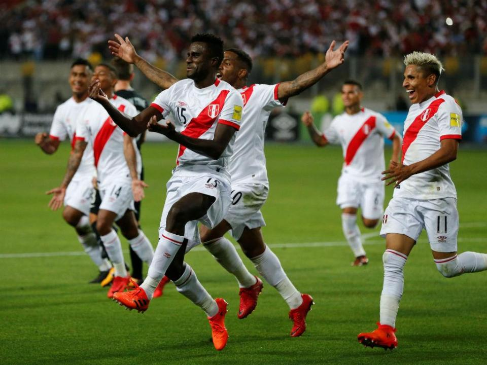Mundial 2018: Hurtado e Carrillo na lista final do Peru