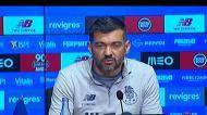 Conceição desvaloriza declarações do diretor de comunicação do FC Porto