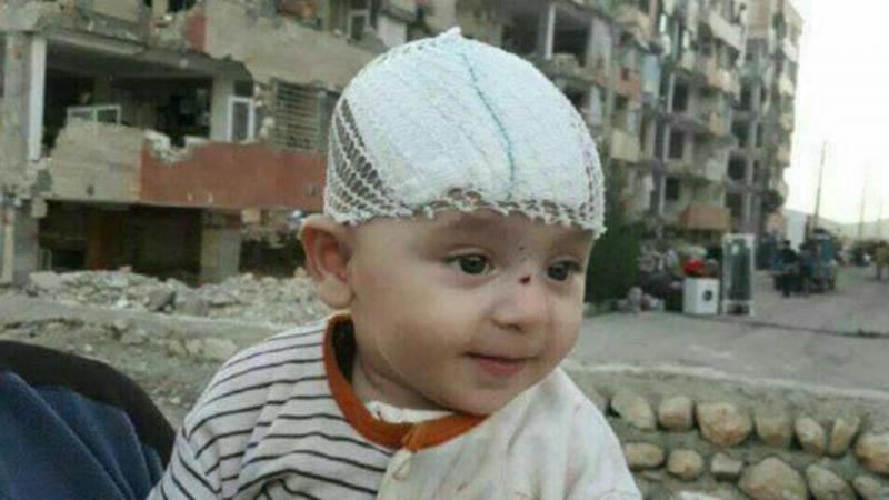 Bebé encontrado com vida três dias após sismo no Irão