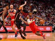 Miami Heat-Washington Wizards (Reuters)