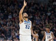 Minnesota Timberwolves-San Antonio Spurs