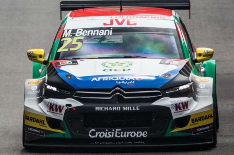 Bennani venceu a primeira corrida WTCC em Macau