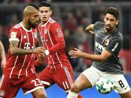 Bayern Munique-Augsburgo (Lusa)
