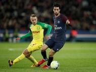 PSG-Nantes (Reuters)