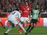 Benfica-Vitória Setúbal (Lusa)