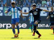Málaga-Deportivo Corunha (Lusa)