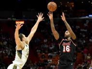 Miami Heat-Indiana Pacers ( Reuters )
