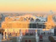 Demolição do Georgia Dome