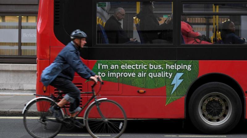 Autocarro de Londres