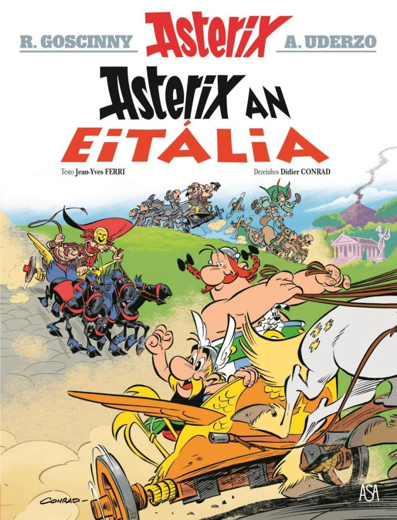Asterix an Eitália