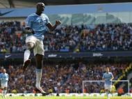 Yaya Touré, 34 anos (Manchester City), valor de mercado (fonte: transfermarkt): 8M