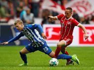 Franck Ribéry, 34 anos (Bayern), valor de mercado (fonte: transfermarkt): 7M