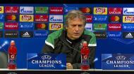 «Partidas que fizemos na Champions foram de alto nível»