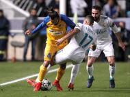 Apoel-Real Madrid (Reuters)