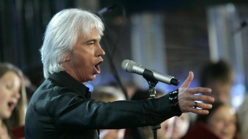 Barítono Dmitri Hvorostovsky