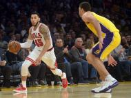 Los Angeles Lakers-Chicago Bulls ( Reuters )