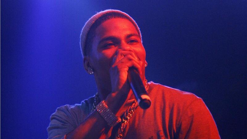 Nelly em concerto
