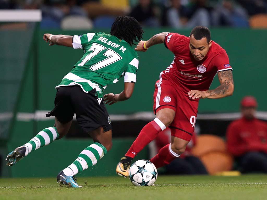 Sporting-Olympiakos (Reuters)