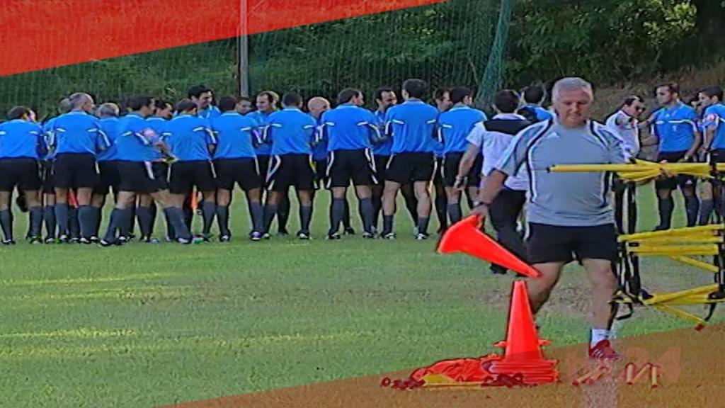 Greve dos árbitros