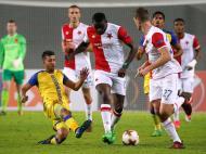 Maccabi Tel Aviv-Slavia Praga (Reuters)