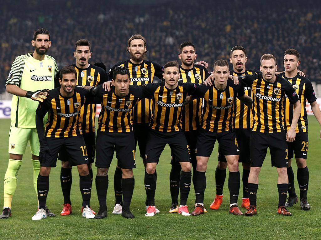 AEK-Rijeka (Reuters)