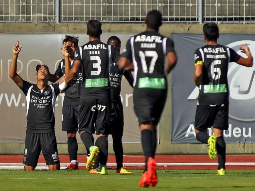 Ac. Viseu (Fotos: Académico de Viseu Futebol Clube - Página Oficial)
