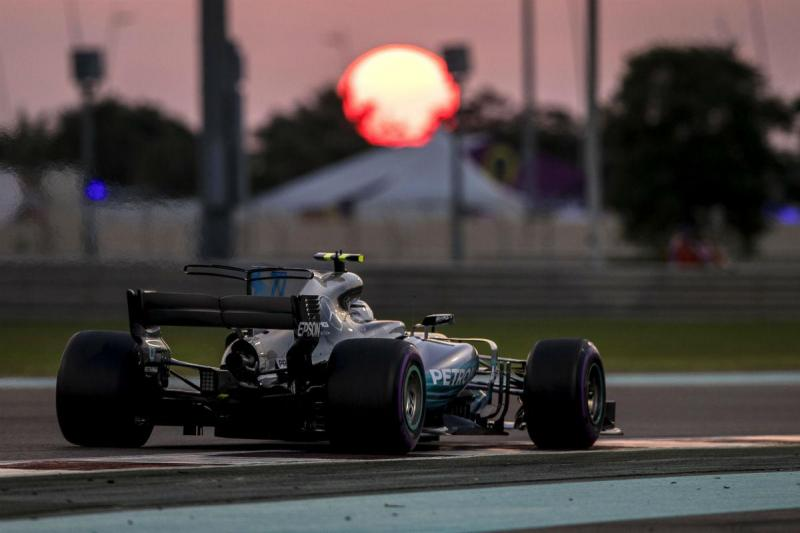 Valtter Bottas - GP de Abu Dhabi (Lusa)
