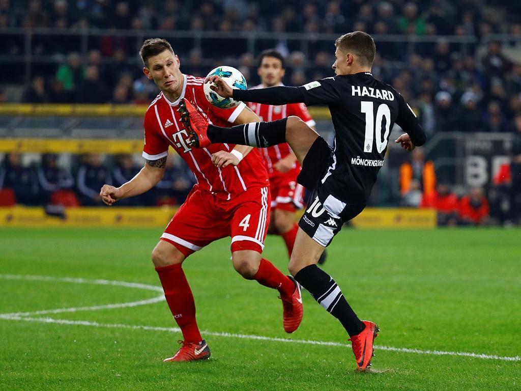 Monchengladbach-Bayern Munique (Reuters)