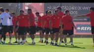 Benfica tenta aproximação aos rivais na Liga