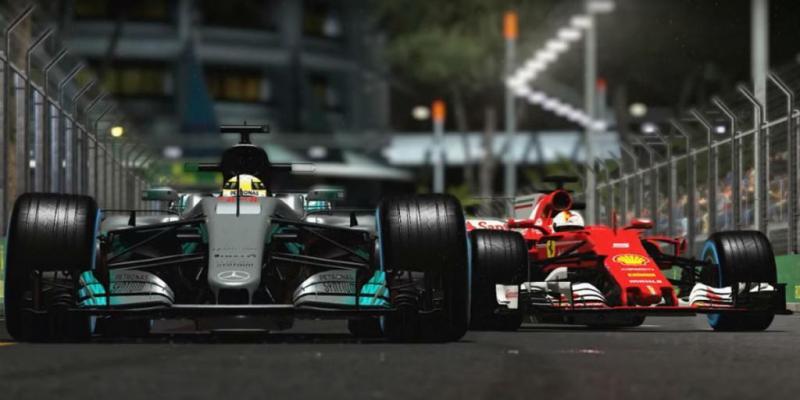 Videojogo F1 2017