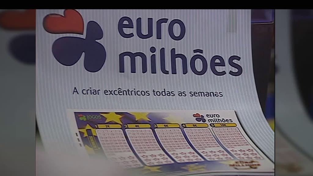 Primeiro prémio do Euromilhões em Portugal saiu há 13 anos