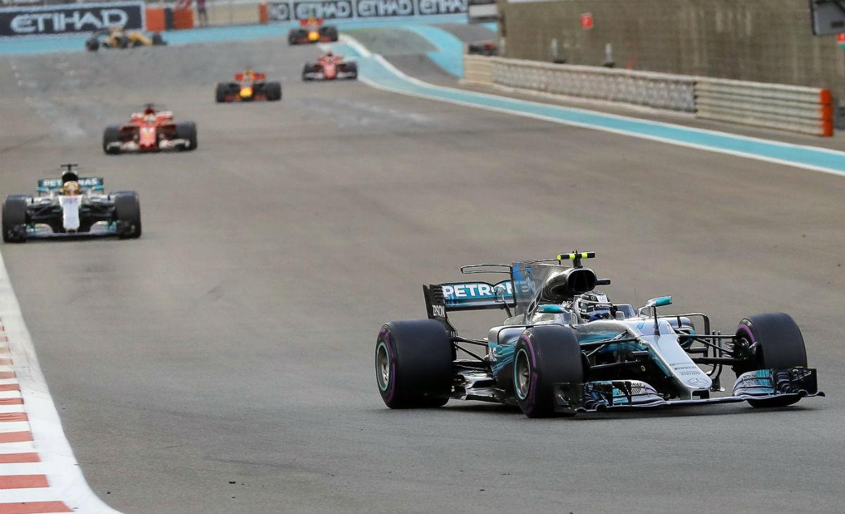 GP de Abi Dhabi de Fórmula 1 (Lusa)