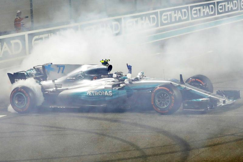 Valtteri Bottas - GP de Abu Dhabi (Lusa)