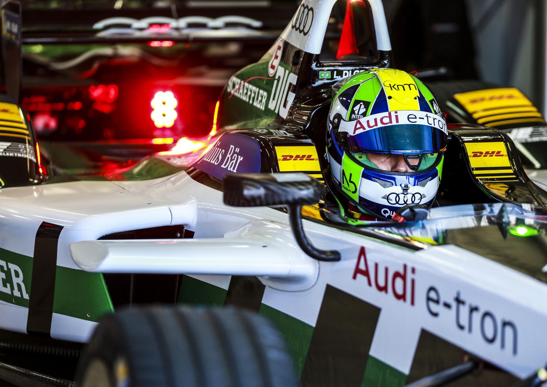 Audi com equipa oficial na Fórmula E