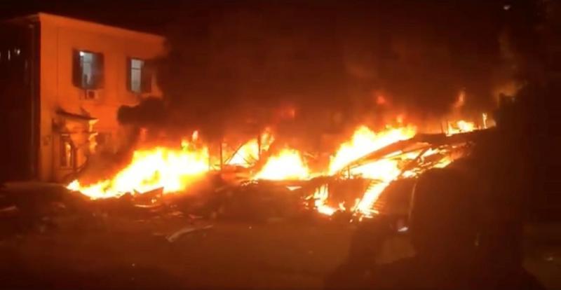 Explosão em Jaffa