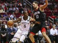 Houston Rockets-Brooklyn Nets ( Reuters )