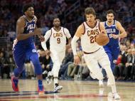 Philadelphia 76ers-Cleveland Cavaliers ( Reuters )