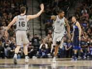 San Antonio Spurs-Dallas Mavericks ( Reuters )