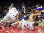Los Angeles Clippers-Los Angeles Lakers ( Reuters )