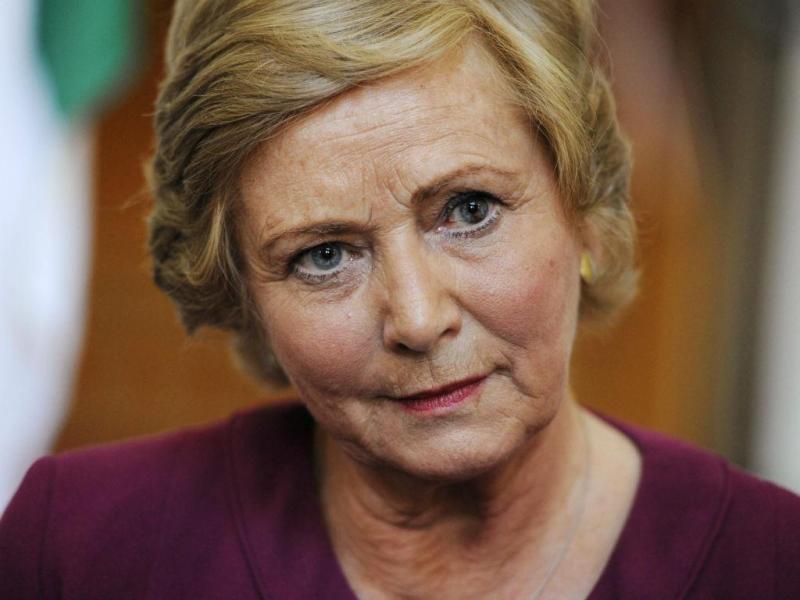 Vice-primeira-ministra da Irlanda Frances Fitzgerald
