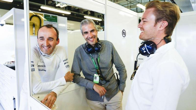 Kubica sente-se confiante no regresso à F1