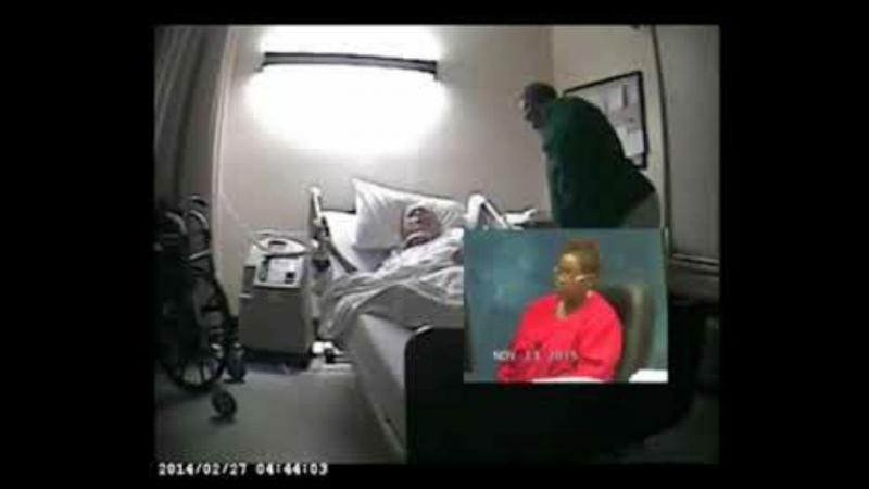Câmara oculta revela negligência das enfermeiras de serviço