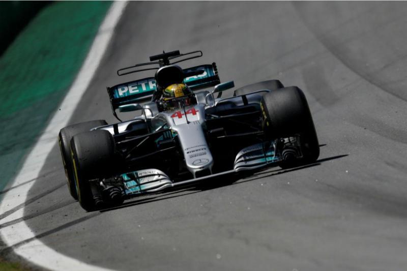 Lewis Hamilton - GP Abu Dhabi (Reuters)