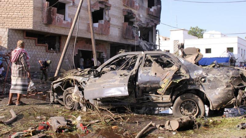 Carro armadilhado explode no Iémen