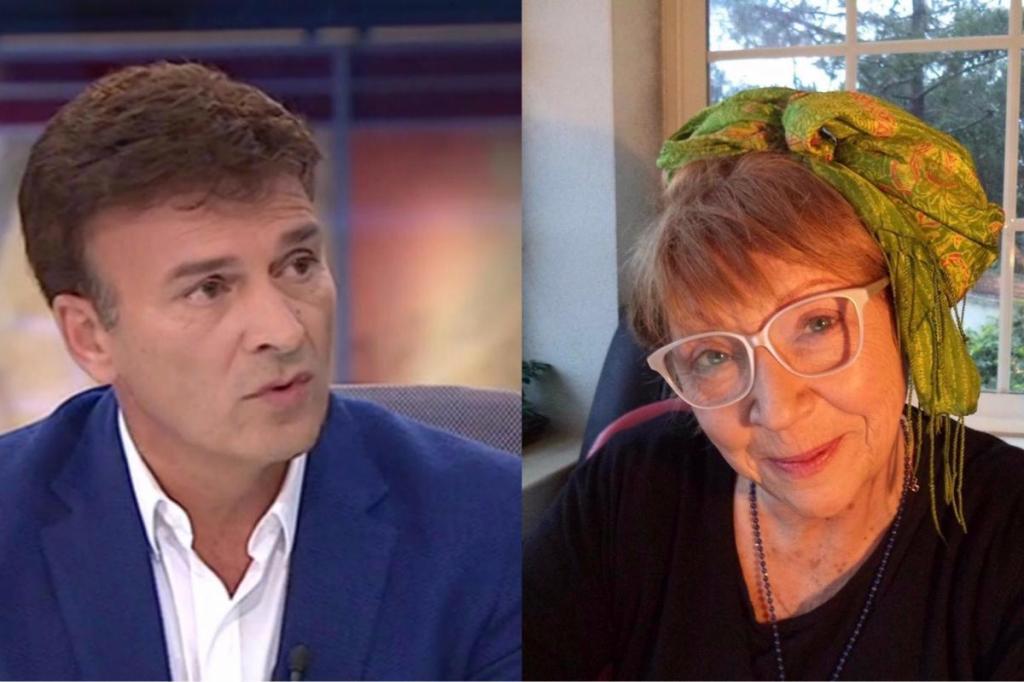 Tony Carreira e Ana Bola