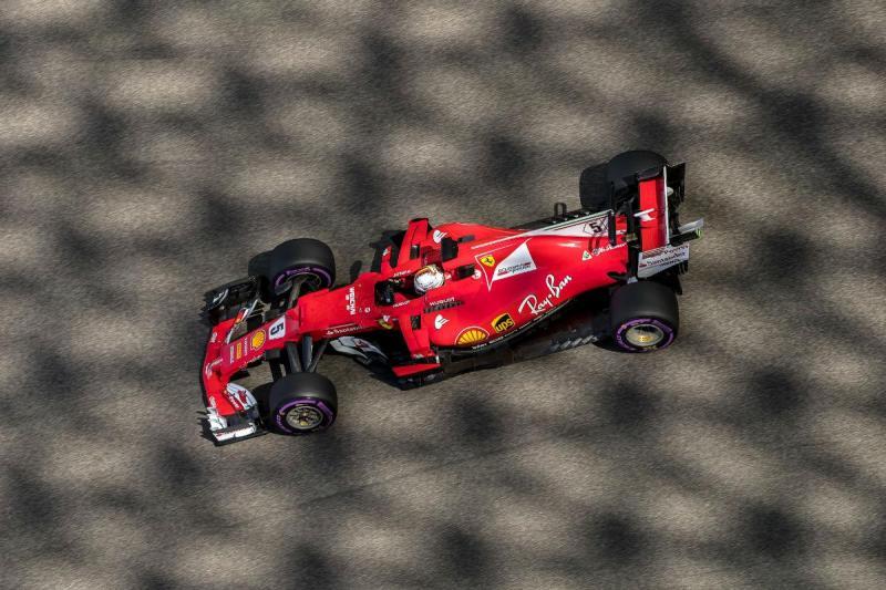 Sebastian Vettel - GP de Abu Dhabi (Lusa)