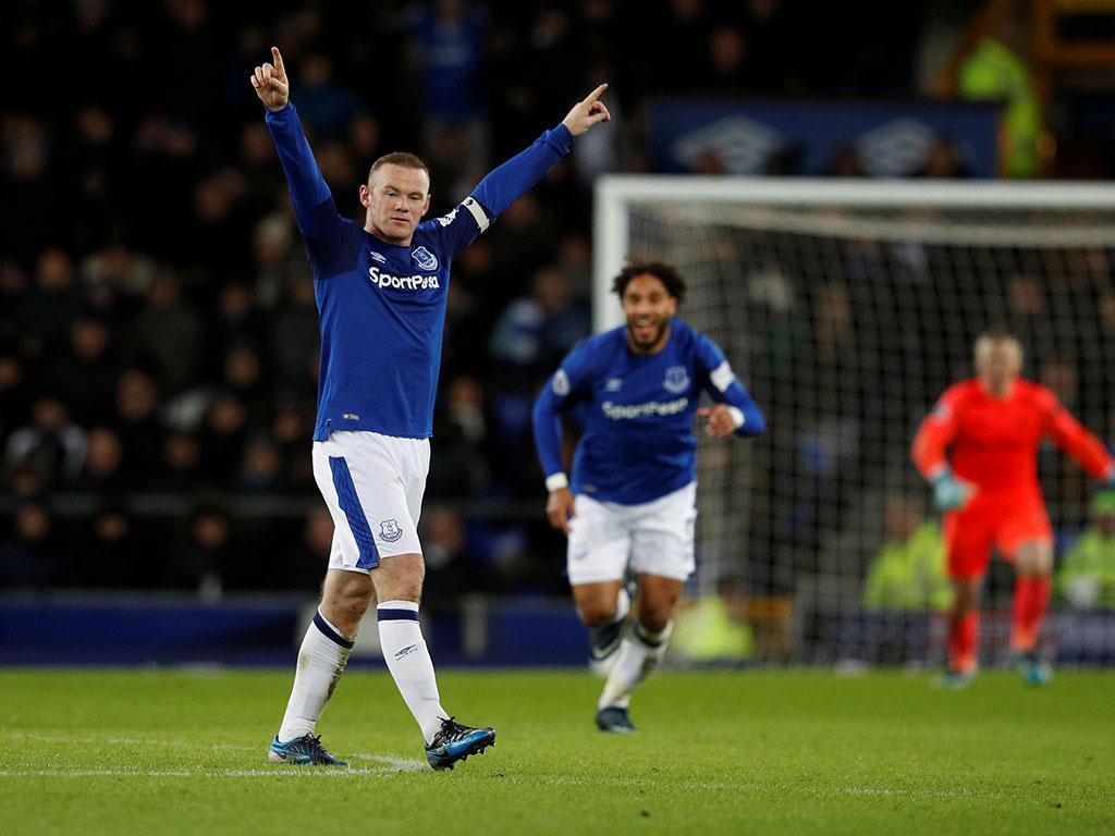 Everton-West Ham (Reuters)