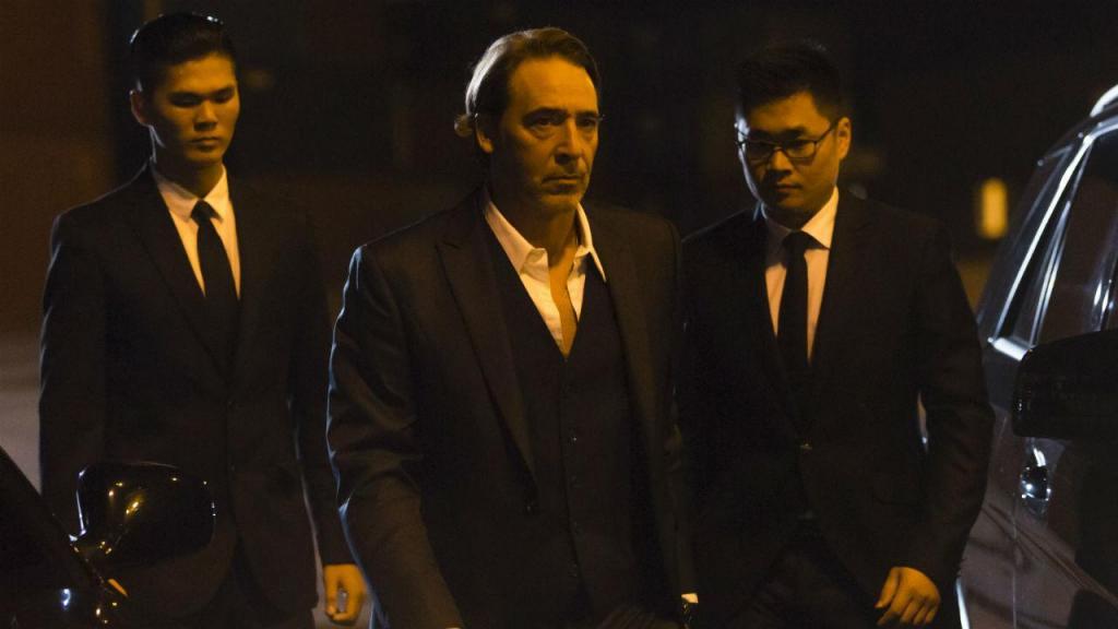 Manuel e João sofrem o ataque de uma tríade rival